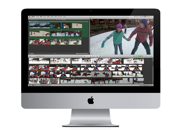 iMovieの動画にナレーションを追加する方法