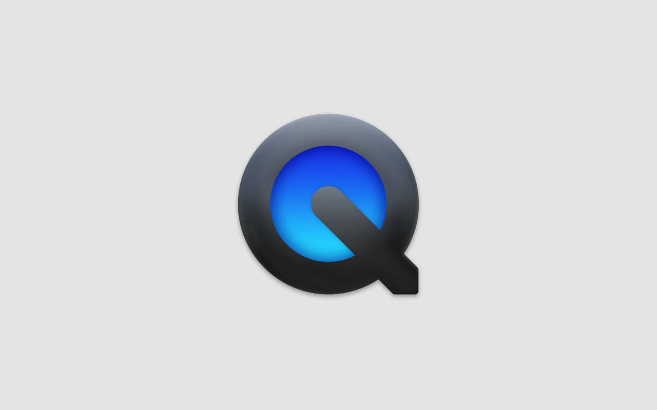 【Mac】QuickTime Player の使い方