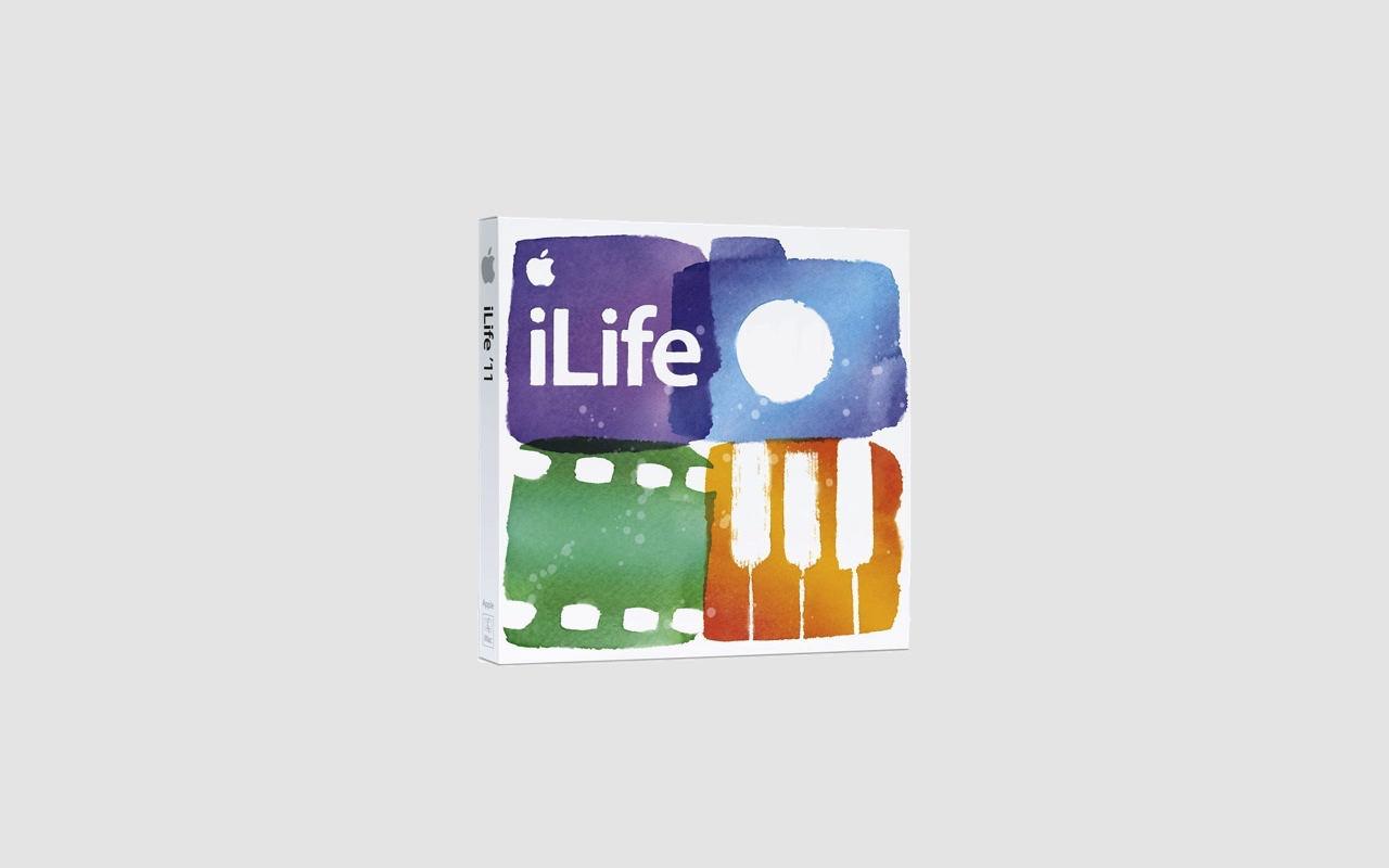【Mac】「iDVD」は「iLife」パッケージ版を購入すると入手可能