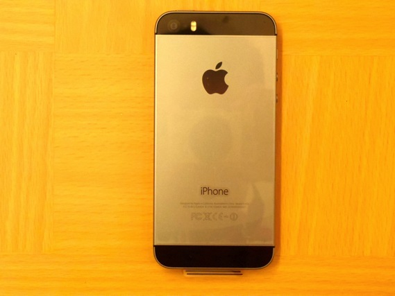 Iphone5s space gray 64gb18
