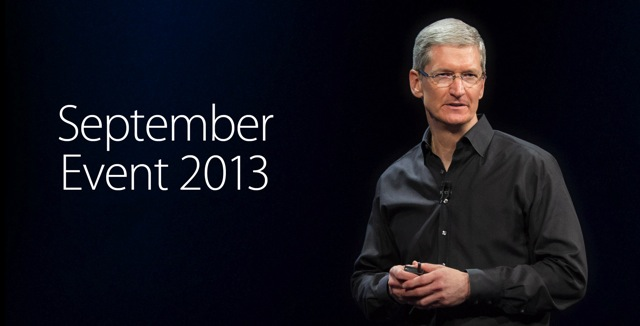 AppleがiPhone5s/iPhone5c発表の動画ストリーミングを公開しています。