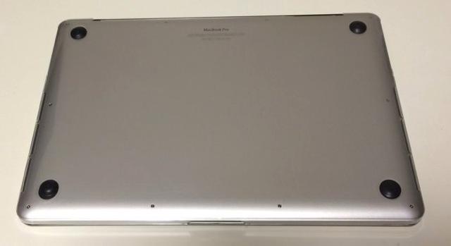 Macbook pro retina 15 inch hard case4