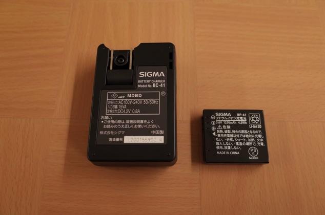 デジタルカメラ RICOH「GR」のサブバッテリーはシグマ製バッテリー&充電器が超オススメ!