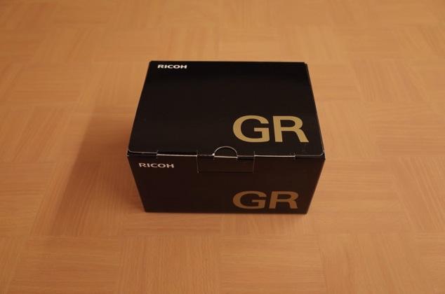 GRの外箱