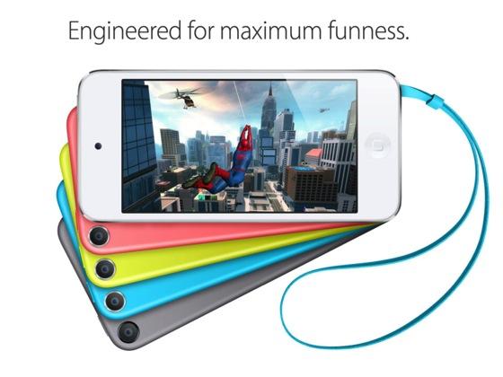 AppleがiSightカメラを搭載したiPod touch 16GBを米国で発売開始。価格は20,800円から。