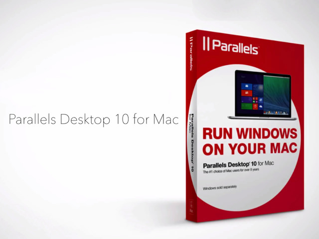 Parallels、仮想化アプリ「Parallels Desktop 10 for Mac」をリリース。アップグレード価格は5,300円から。