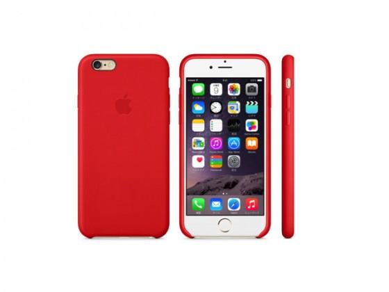 Apple、Apple Online Store にて iPhone 6 / iPhone 6 Plus 純正ケースの販売を開始しています。
