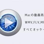 """<span class=""""title"""">Macで WMV、FLV、MP4 の動画を再生するならフリーアプリの「MPlayerX」がおすすめ!</span>"""