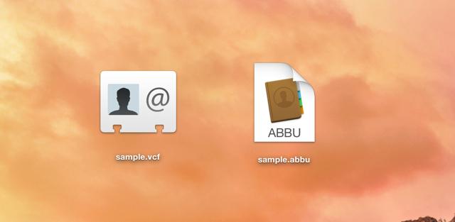vdfファイルとabbuファイルを書き出しできる