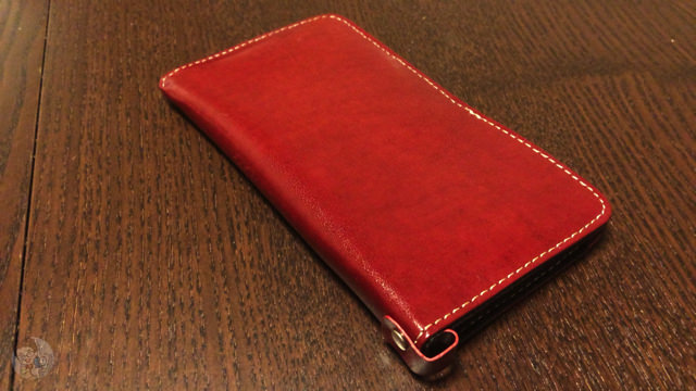 エコレザー素材のiPhone 6 ケース