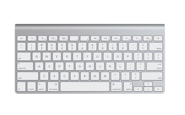 Apple、バックライトキーを搭載した「Apple Wireless Keyboard」の写真を Apple Online Store から削除