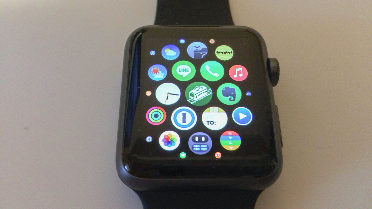Apple watch 42mm space gray unboxing 201523