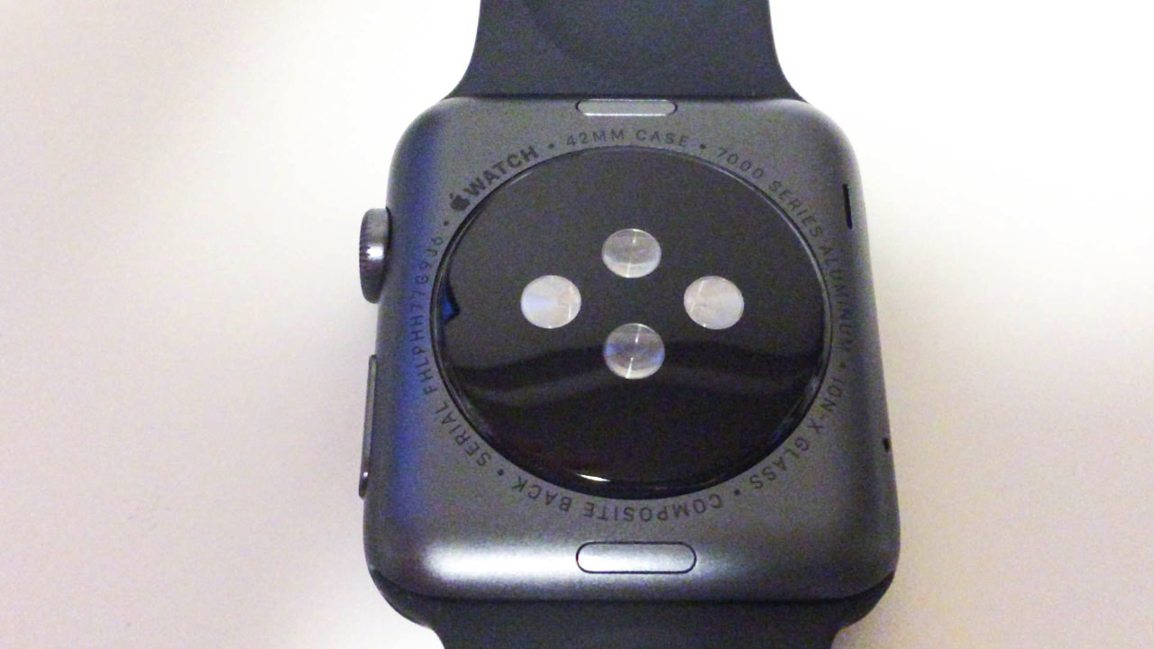Apple watch 42mm space gray unboxing 201534