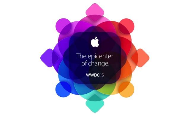 WWDC 2015 のロゴ入り壁紙が公開中