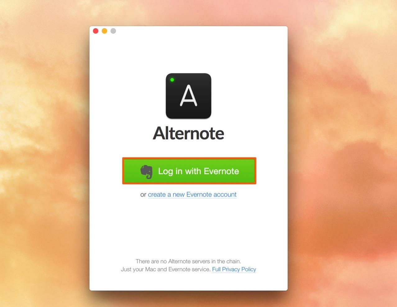 Alternote3