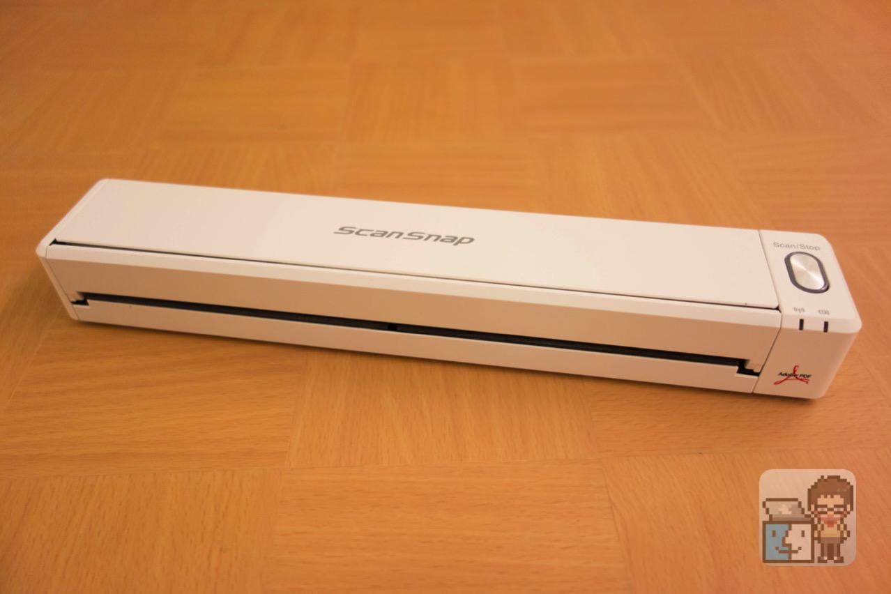 Fujitsu pfu scansnap ix100 snow white1