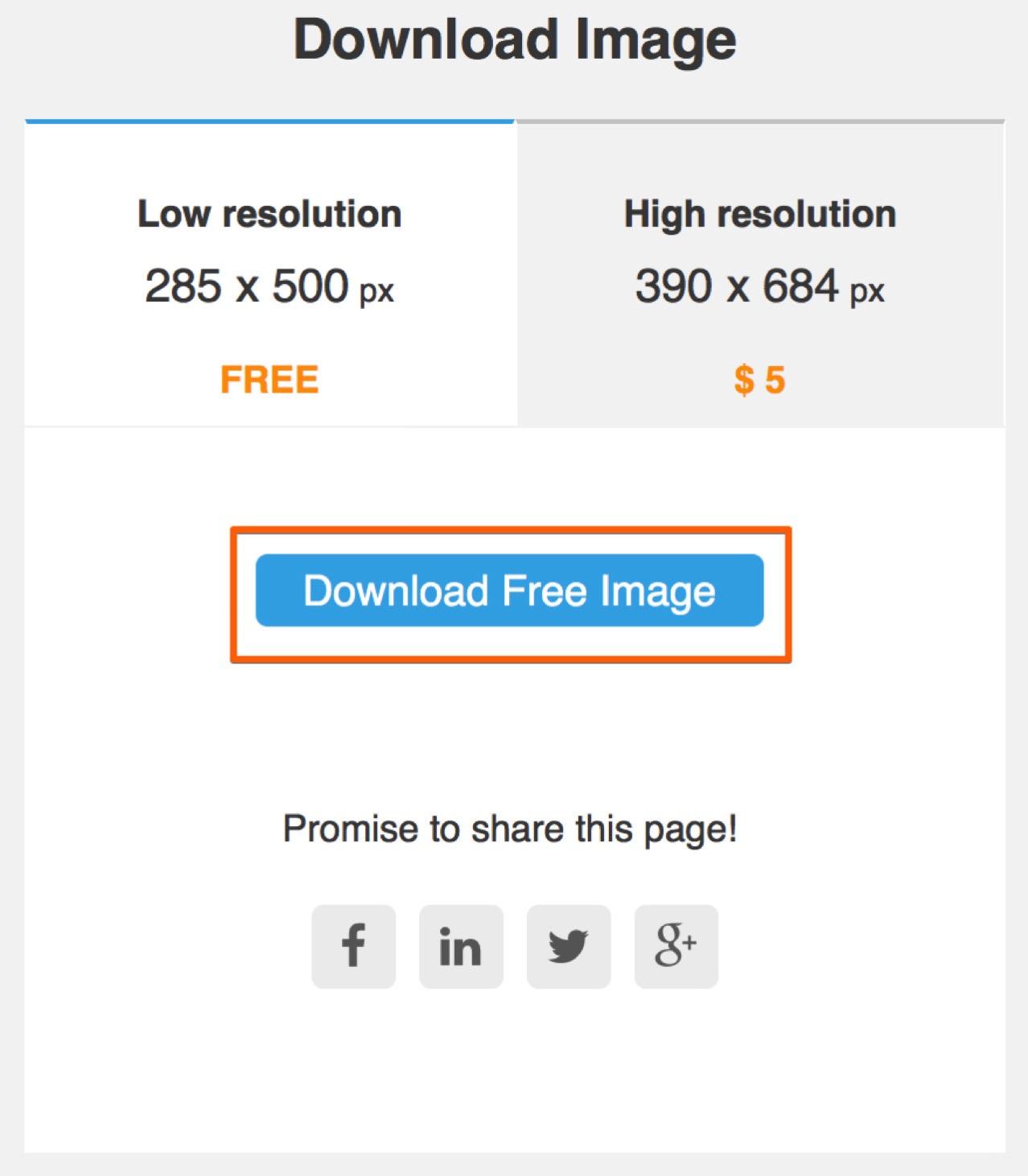 低解像度であれば無料でダウンロード可能