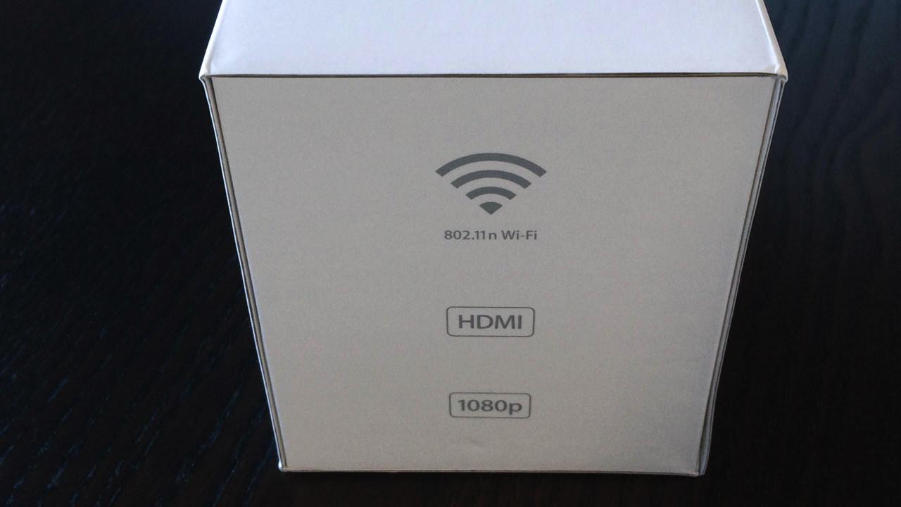 Apple TV 第三世代は1080pに対応