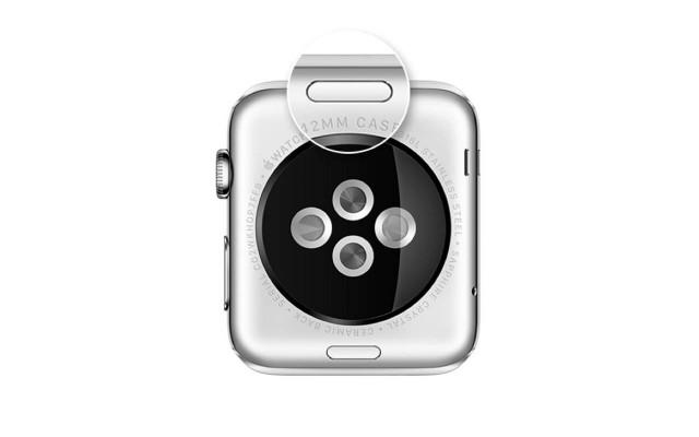 「Apple Watch」のバンドを外す方法