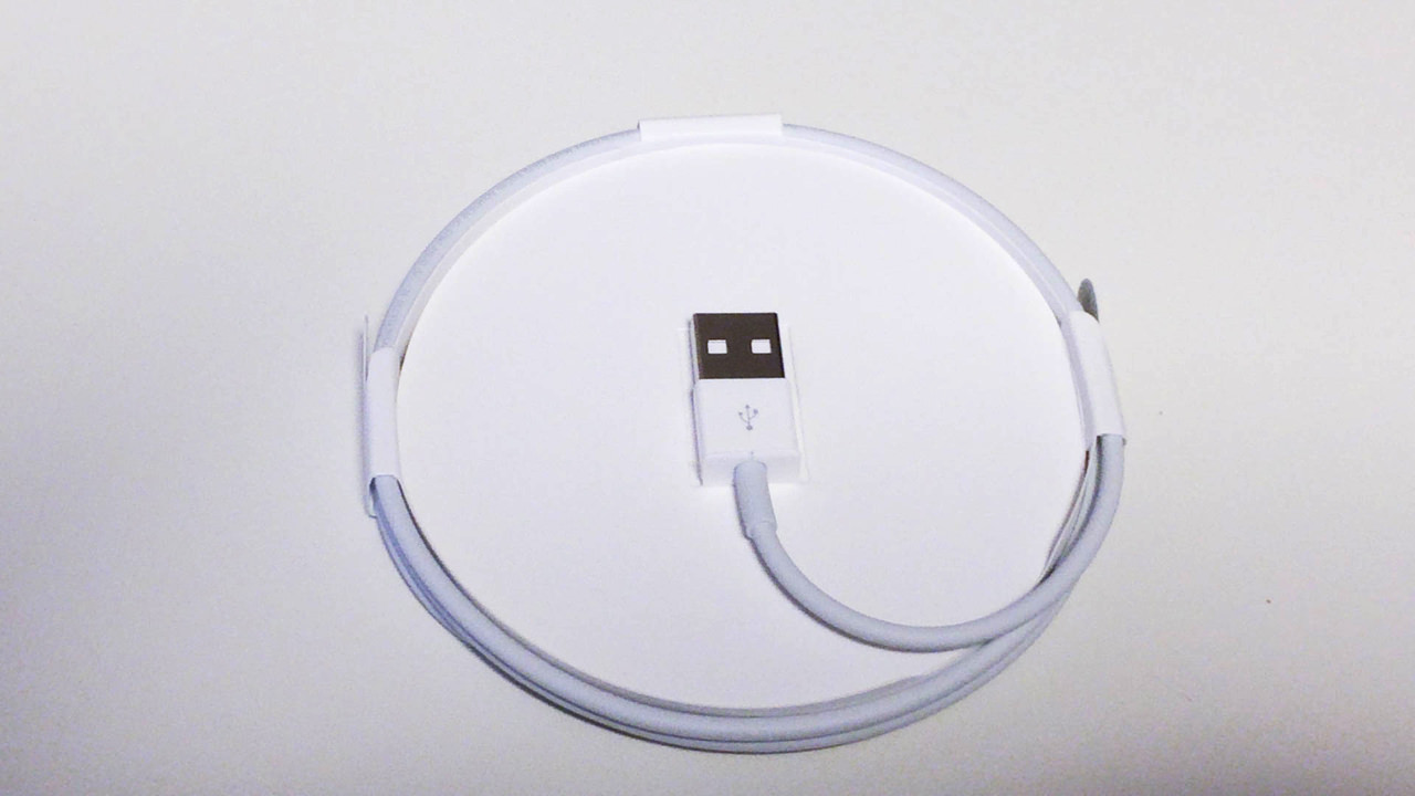 Review apple watch magnet type charging cable4