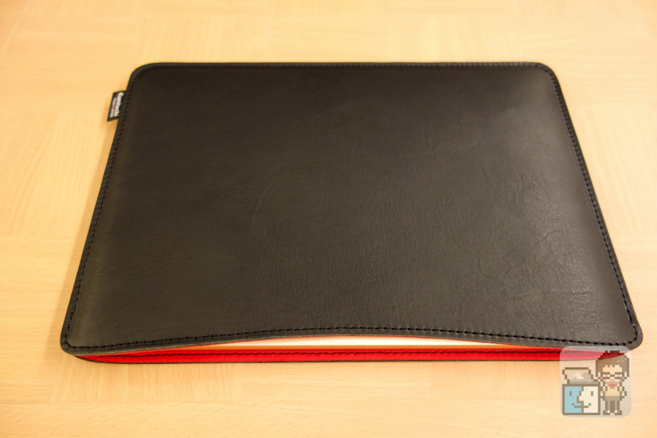 Review oiled leather sleeve for macbook 12 inch made by craftsmen12