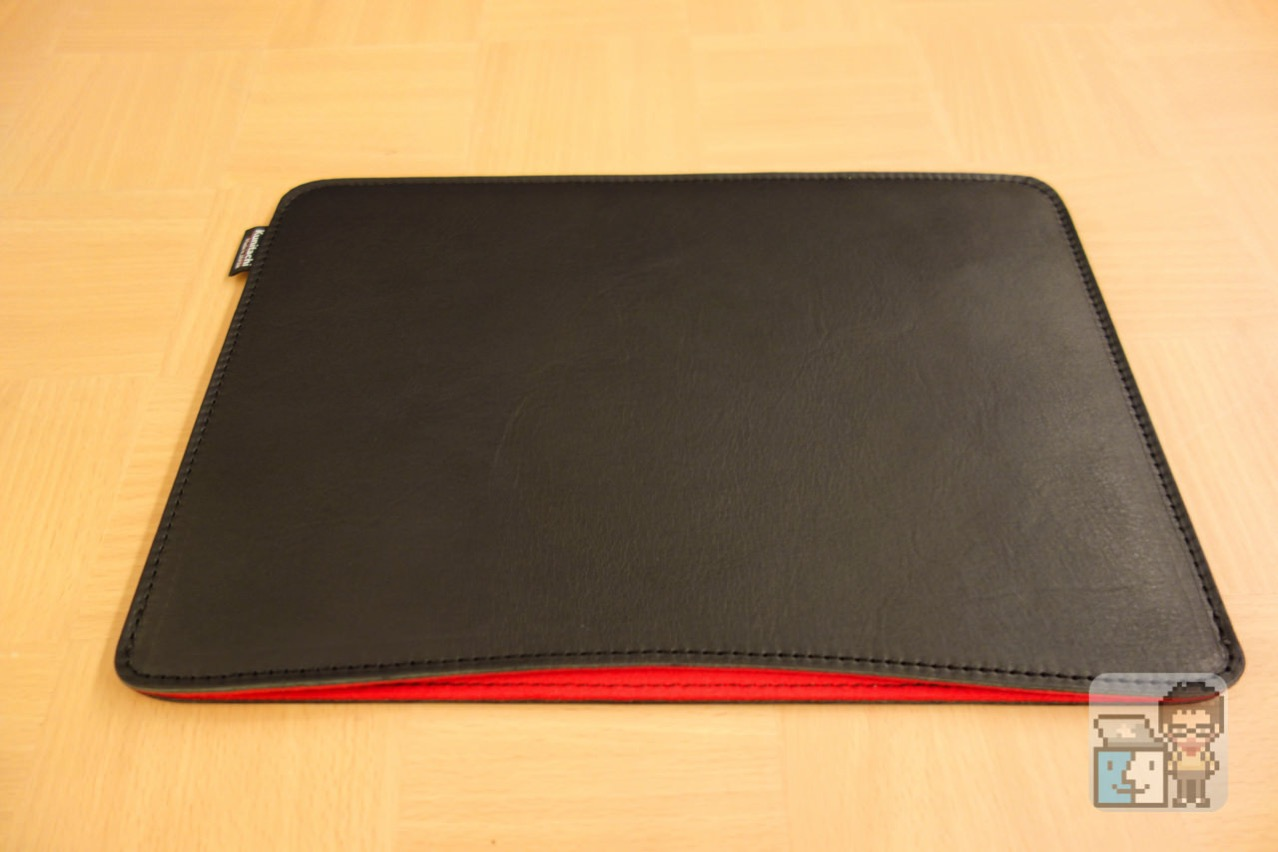 Review oiled leather sleeve for macbook 12 inch made by craftsmen8