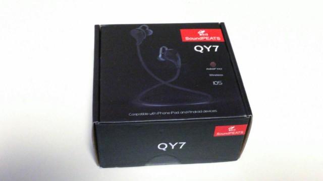 「Apple Watch」対応の Bluetooth イヤホン「Soundpeats ワイヤレス スポーツ ヘッドセット QY7」購入レビュー