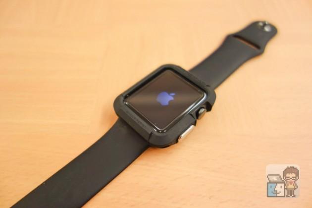 【レビュー】「Apple Watch」を傷から守る保護ケース「Spigen ラギッド・アーマー」