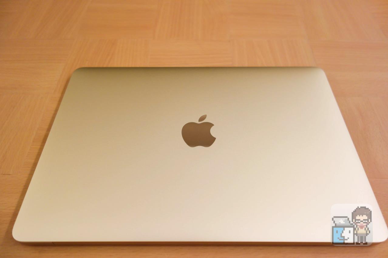 薄い!軽い!美しい!MacBook Retina 12インチ(Early 2015)ゴールド モデル 開封レビュー