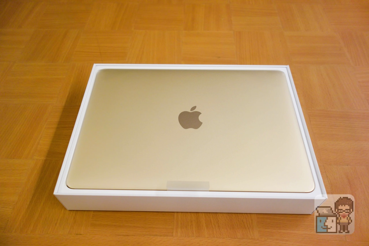 Unboxing early 2015 gold8