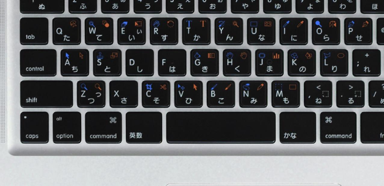 Ai ps shortcut stickers3