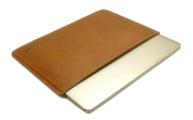 buzzhouse design、MacBook 12インチ対応の「ハンドメイドフェルトケース」「ハンドメイドレザーケース」を発売開始