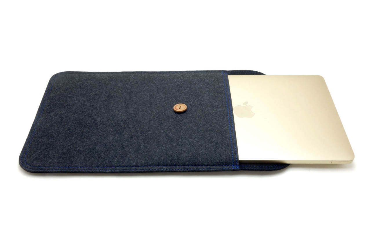 Buzzhouse design handmade case macbook 12inch2
