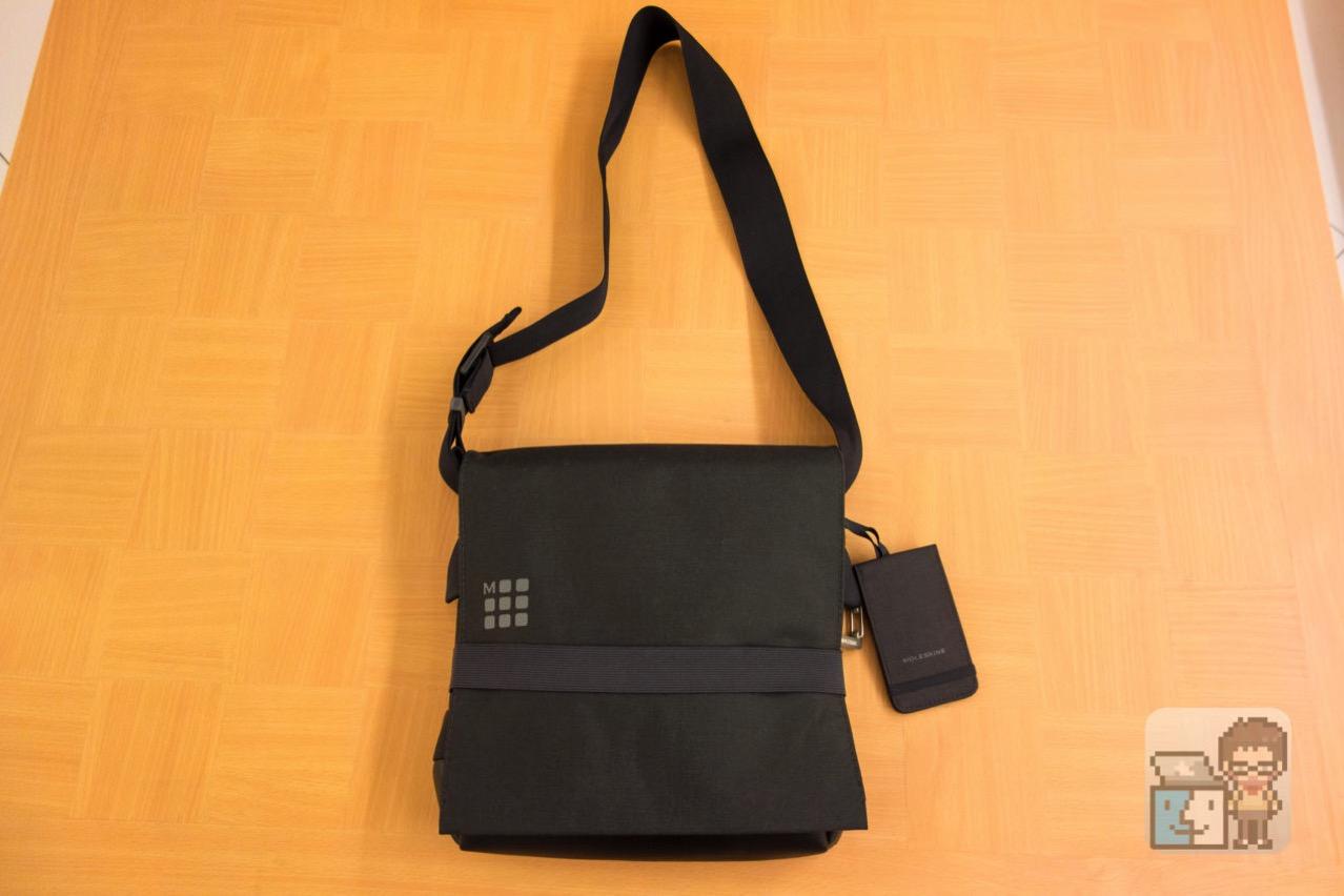 Moleskine mycloud reporter bag4
