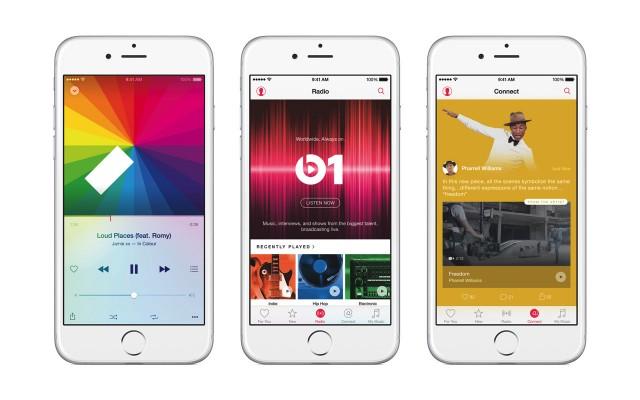 「Apple Music」の日本の月額利用料金は980円から933円に変更か?!