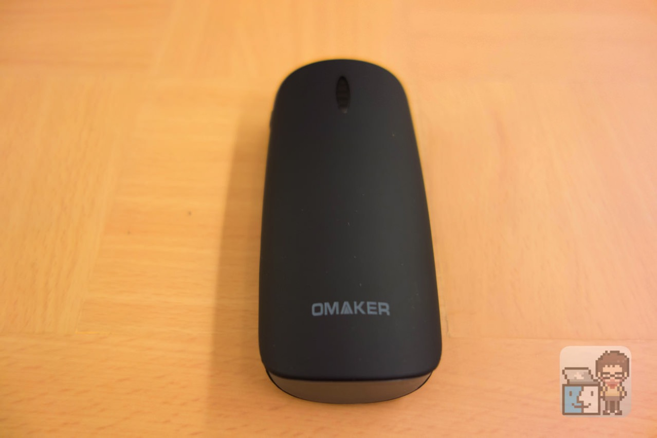 【レビュー】超小型で持ち運びが快適!「Omaker S-X3」モバイルバッテリー
