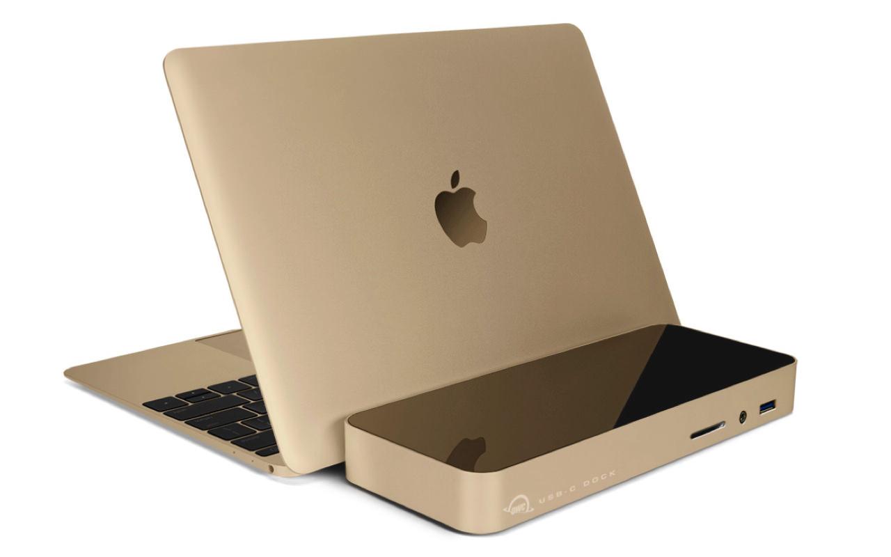 OWC、MacBook 12インチ専用 11ポートを搭載した究極の「USB-C Dock」を発売へ