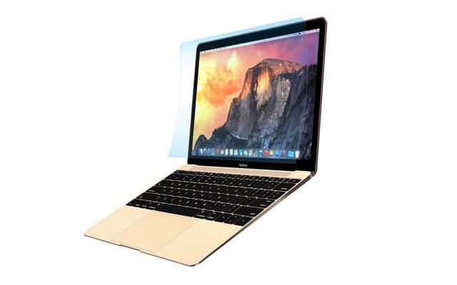 パワーサポート、MacBook 12インチ用の液晶保護&トラックパッド フィルムを発売開始!