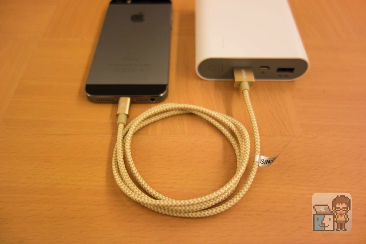 Review anker second generation high durable nylon lightning usb cable6