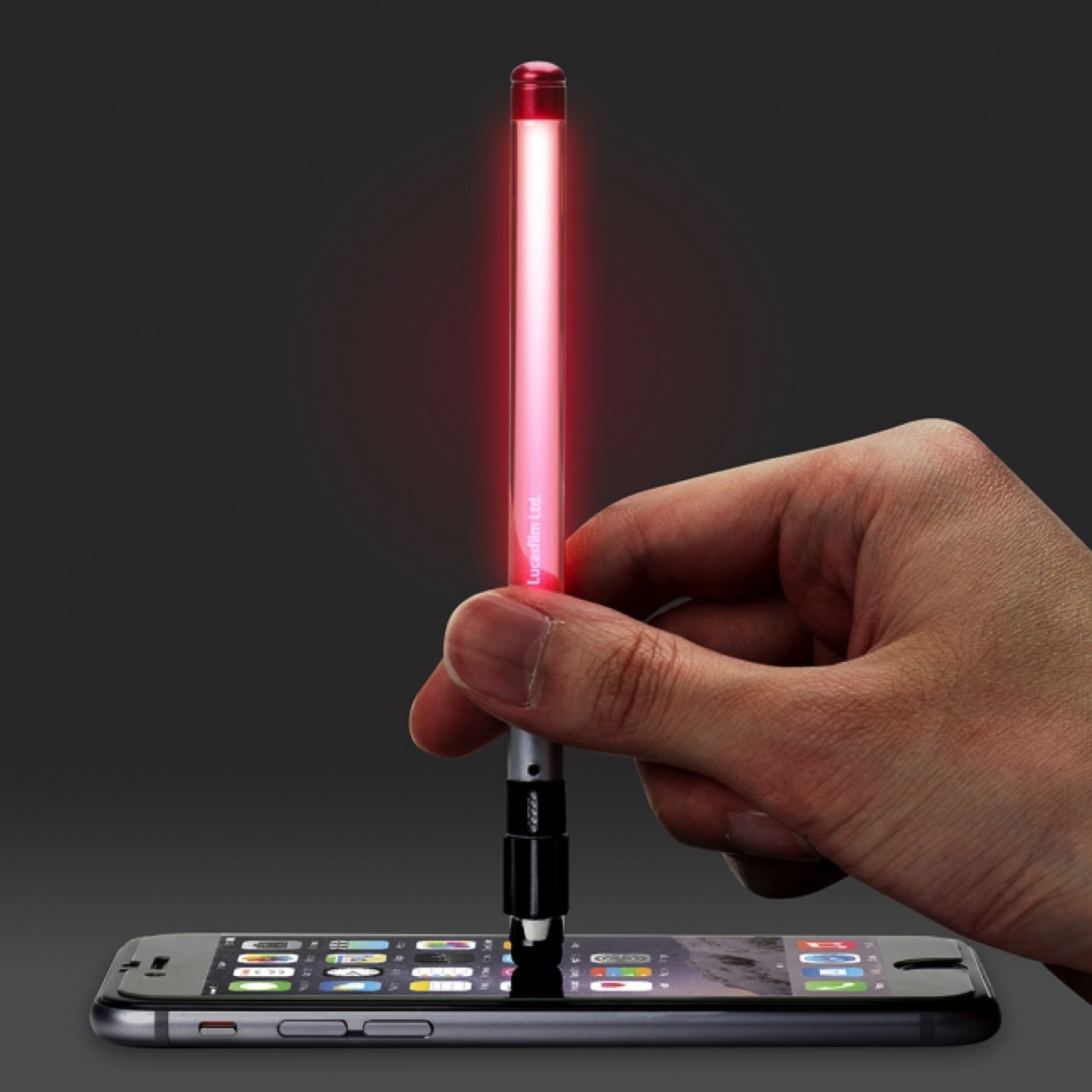 Star wars light touch pen3