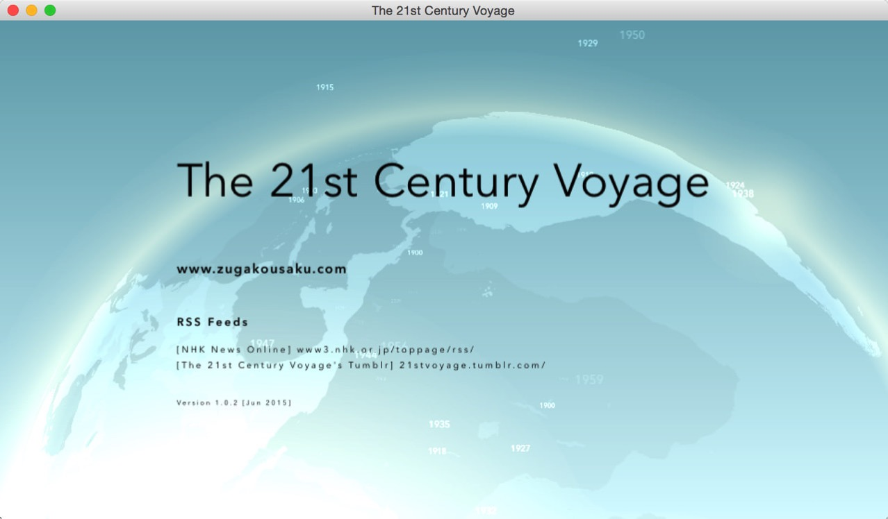 The 21st century voyage3