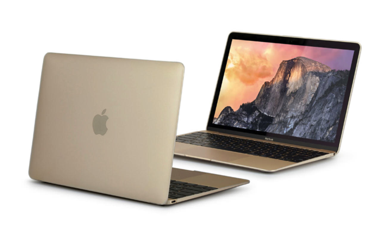 MacBook 12インチ対応のハードケース「TUNEWEAR eggshell for MacBook 12インチ」登場!