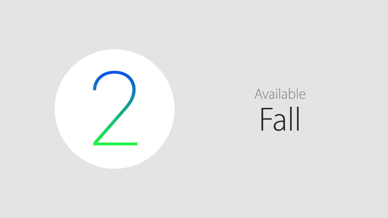 Watch os 2 release24