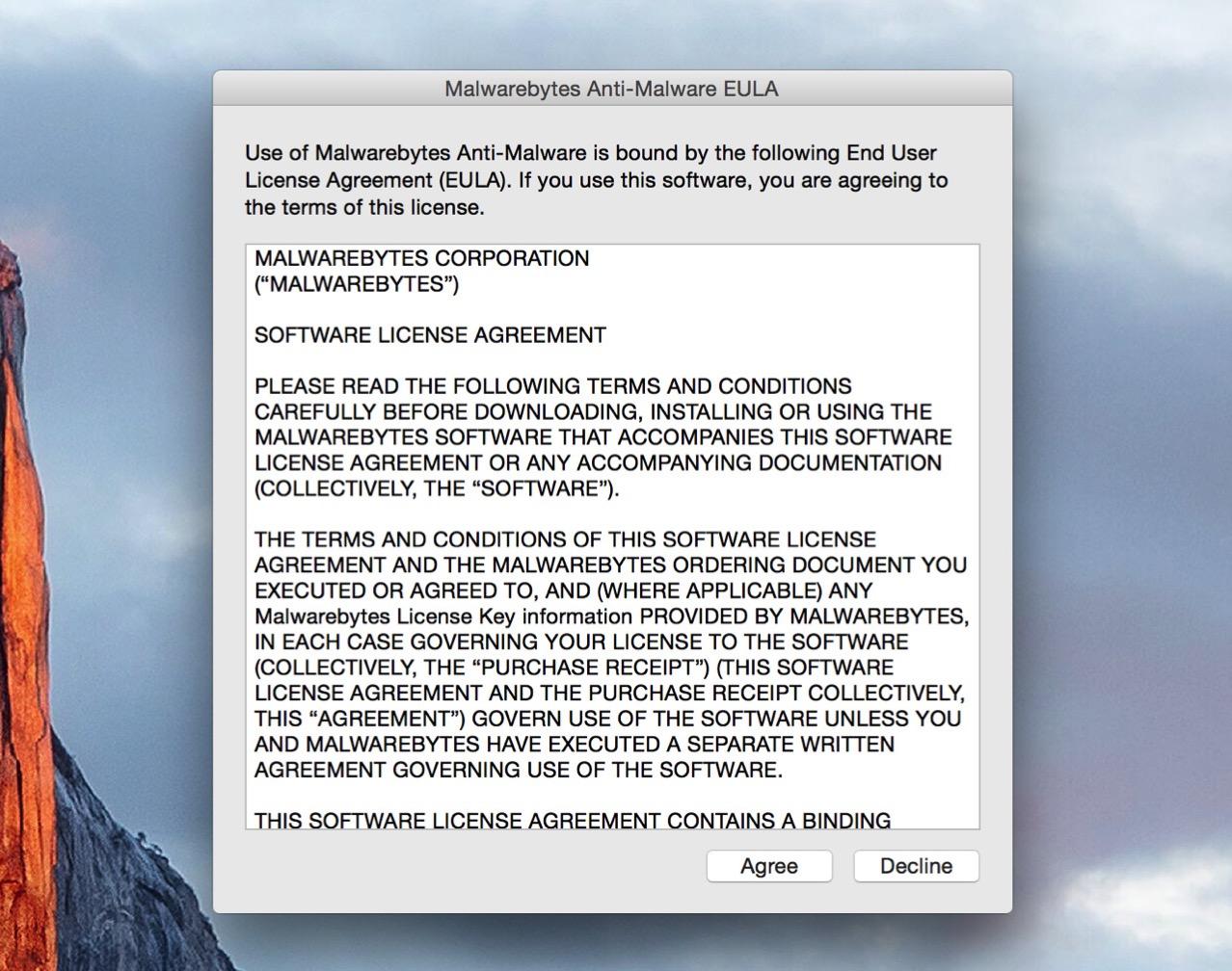 Malwarebytes anti malware for mac2