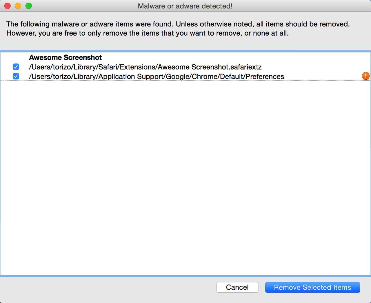 Malwarebytes anti malware for mac4