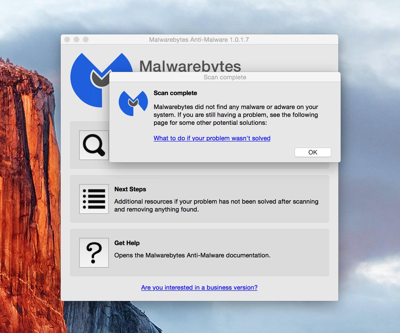 Malwarebytes anti malware for mac5