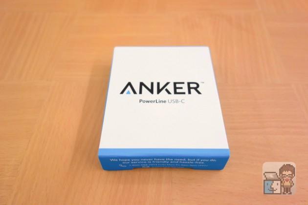 【レビュー】神ケーブル登場!モバイルバッテリーでMacBook 12インチを充電できる「Anker PowerLine USB-C & USB 2.0 ケーブル」