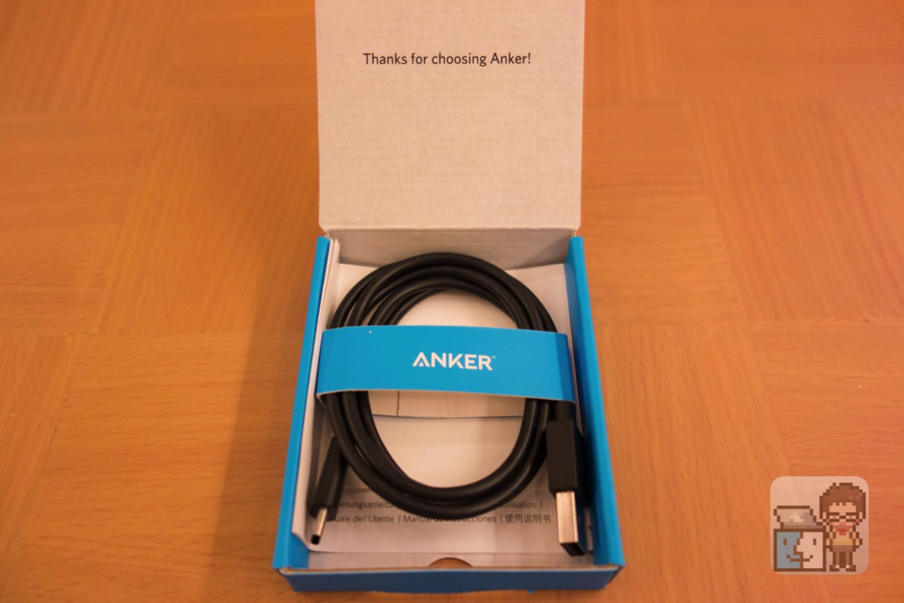 Review anker powerline usb c cable4