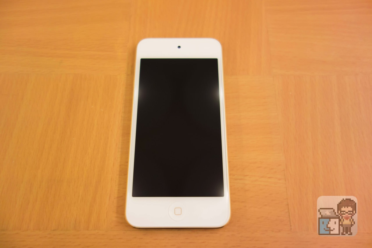 Unboxing ipod touch 6th generation benchmark3