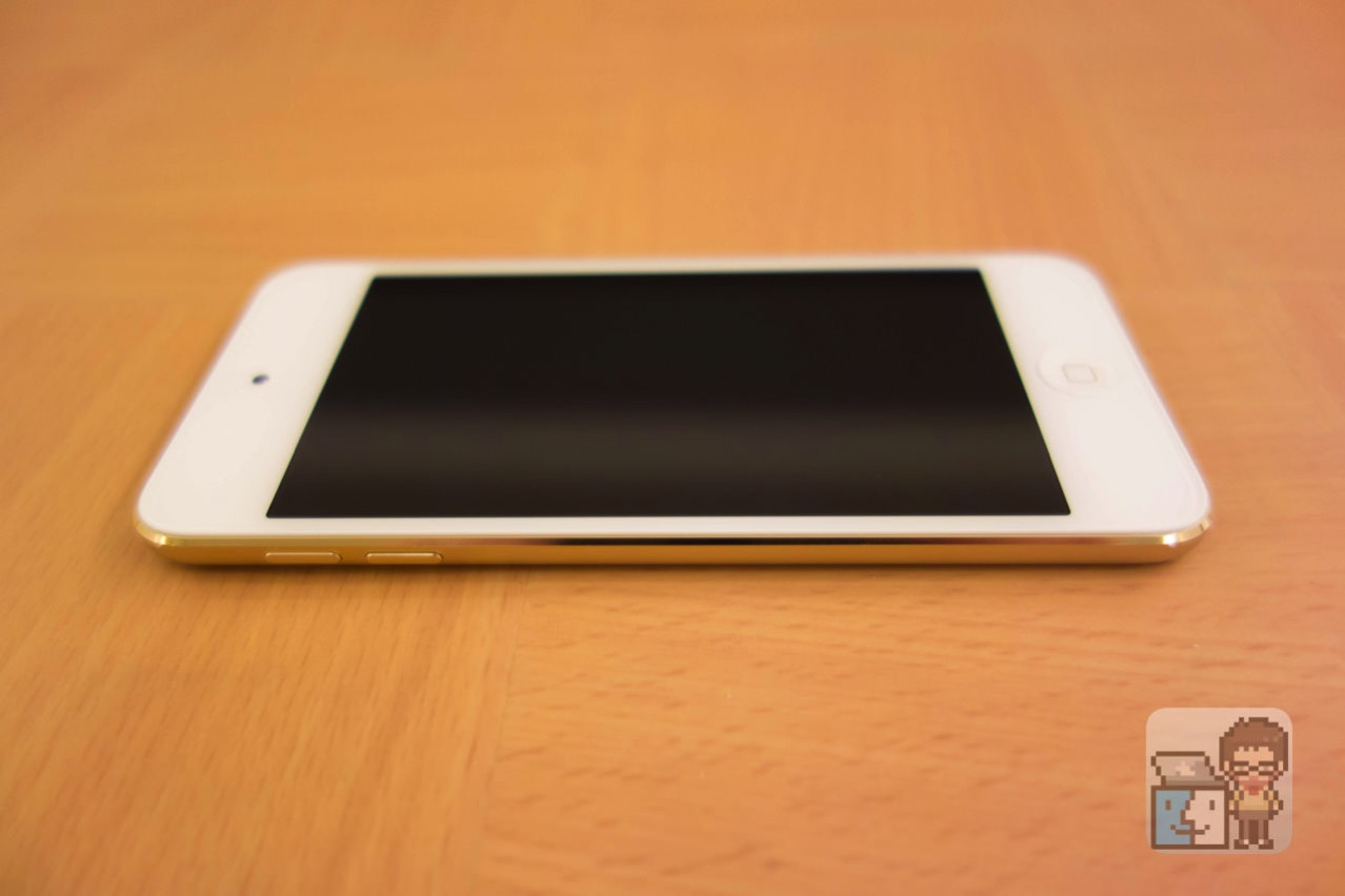 Unboxing ipod touch 6th generation benchmark6